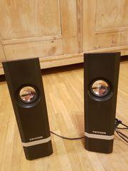 Lautsprecher extern für PC Notebook