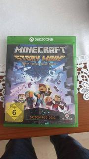minecraft story mode für xbox