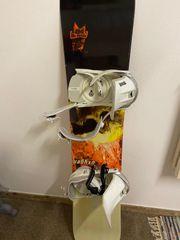 Super cooles Snowboard Oxygen 140cm