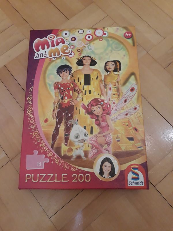 Mia and me Schmidt Puzzle