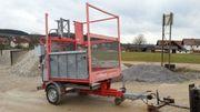 Bauaufzug Steinweg Superlift 500 Z