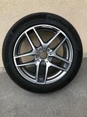 Orig AMG - Sommer-Kompletträder für Mercedes