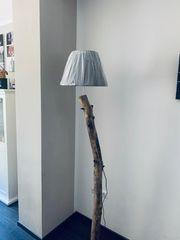 Stehlampe Treibholz