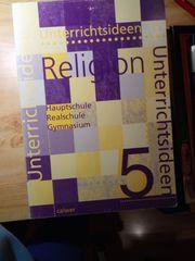Unterrichtsmaterial Religion