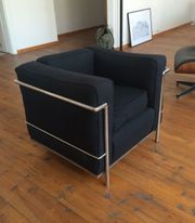 Cassina LC2 Sessel Le Corbusier