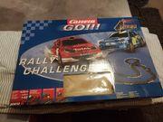 carrera go relly challenge rennbahn