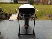 Holzkohlegrill Barbecook Mafor Black Go