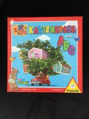 Kartenspass ABC Bär Spiel ab