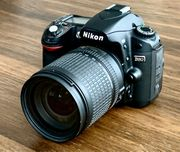 Nikon D80 Digitale Spiegelreflex