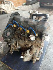 VW T3 Motor