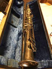 Kohlert Sopransaxophon Grasslitz