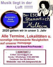 Musikstammtisch aus Mülheim sucht ständig