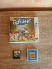 3 Nintendo DS 3DS Spiele -