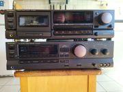 Technics-AV Receiver SA-GX230 Stereo Cassettendeck