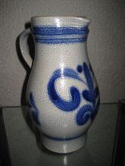 Original Bembel Weinkrug Salzglasur 1