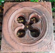 Sandstein Eulenloch Blume Belüftung