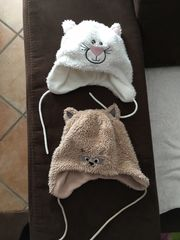 Verkaufe 2 mal Winter Mütze