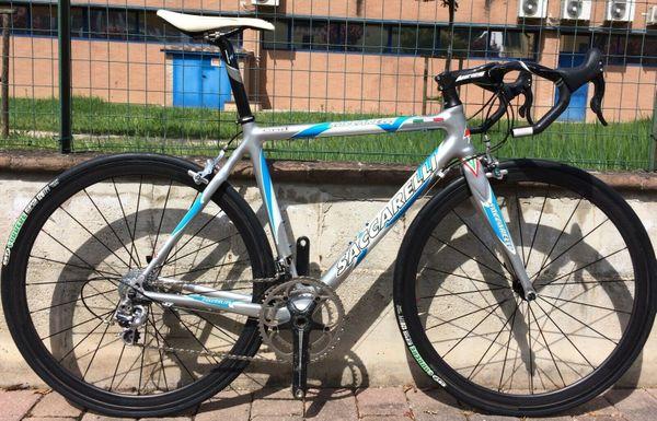 Rennrad Kohlenstoff Saccarelli CRF1 Campagnolo