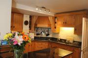 Solid Oak Eiche Furnier Küche
