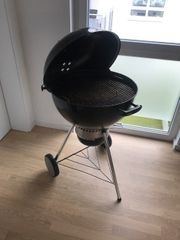 Weber Master Touch GBS 57