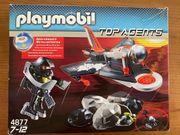 Playmobil mit Metalldedektor