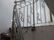 Treppengeländer - Edelstahltor - Springbrunnen geschenkt bei