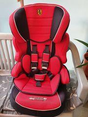 Ferrari Kindersitz Autositz