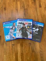 PS4-Spiele