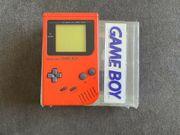 Original Game boy rot Retro