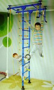Gebrauchtes Klettergerüst Indoor für Kinder