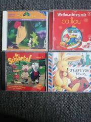 Versch Kinder CDs