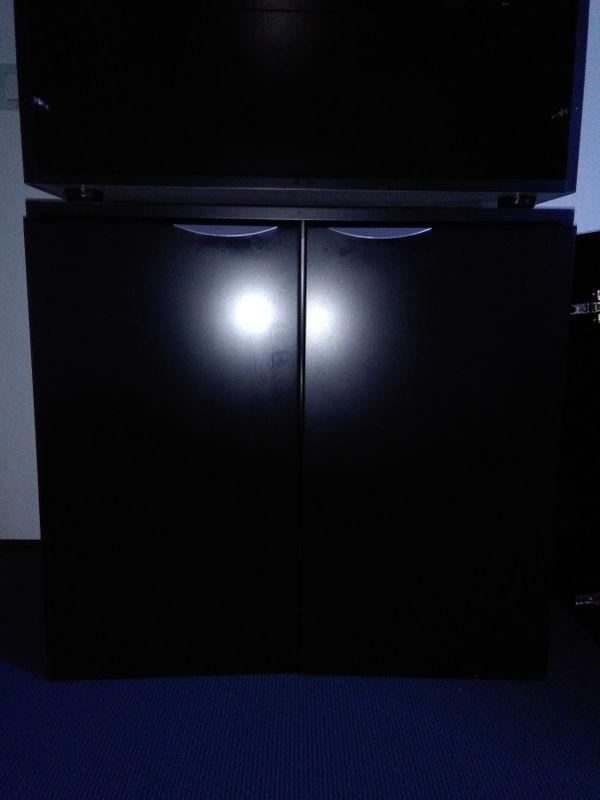 Sideboard Interlübke schwarz