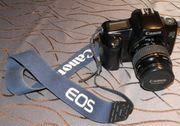 Canon Spiegelreflex - Kamera - Foto analog