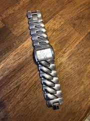 DKNY Damen Uhr Silber