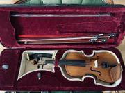 Restaurierte 3 4 Geige aus