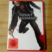 DVD NINJA ASSASSIN