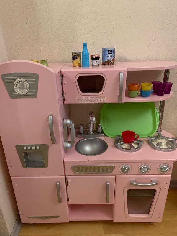Kinder Holzküche Kinderküche Kidkraft Küche in Kempten ...