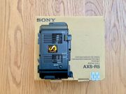 SONY AXS-R5 EXTERNER RECORDER Inklusive