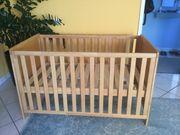 TICAA Provence Babybett aus Buche