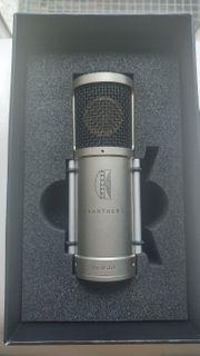 Brauner Phanthera Mikrofon Studio Großmembran