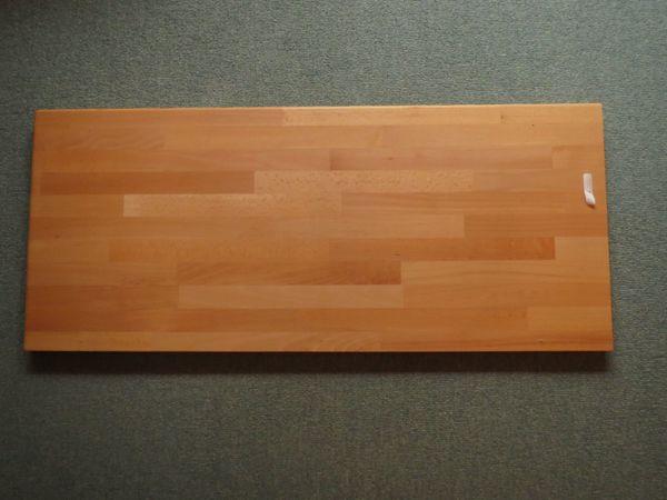 Möbel Deckplatte Buche massiv 30