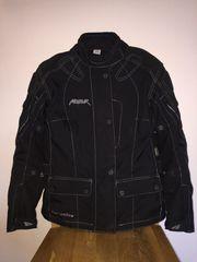 Motorradjacke Mohawk - Touren Damen Leder- Textiljacke