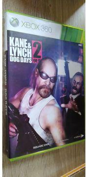 Kane Lynch Dog Days X