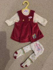 Kleiderpaket baby Born
