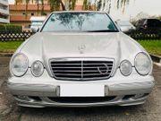 Mercedes Benz E200 Avantgarde 1