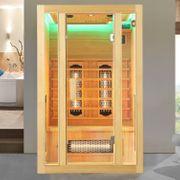 Infrarotkabine Infrarot Sauna B120cm Vollspektrumstrahler