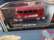 VW T1 Bus im Maßstab