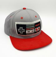 NES Nintendo Entertainment System Snapback