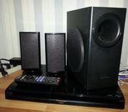 Panasonic blu ray heimkino soundsystem