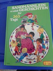 Kinderbuch Sandmännlein erzählt Geschichten